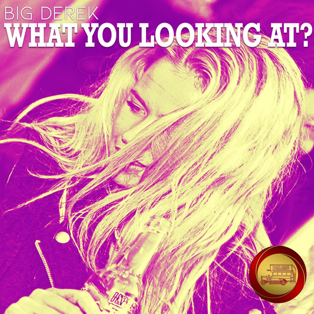 What You Looking At? single cover